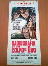 RADIOGRAFIA DI UN COLPO D'ORO locandina poster They Went to Rob Las Vegas AG87