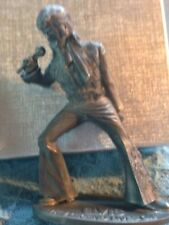 NOS 1977 ELVIS BOXCAR FACTORS ETC. PEWTER FIGURINE 70'S