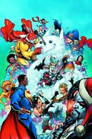 DCS VERY MERRY MULTIVERSE #1 DC Comics