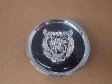 Jaguar XK8 00-06  Wheel Center Cap  Black Growler Badge MXD6249CA Genuine OEM