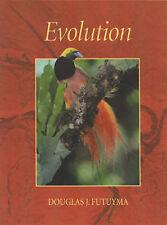 Evolution, Very Good Condition Book, Douglas Futuyma, ISBN 9780878931873