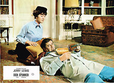Don't Raise the Bridge Lower the River german color lobby card - Jerry Lewis #i