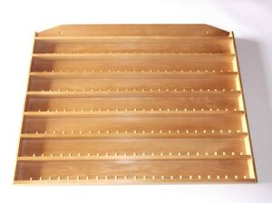 200pc Wooden Thimble Display Rack with Sides ( Pine )( huge range - see listing)