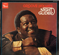 "RARE GROOVE HOLMES ""NIGHT GLIDER"" FUNK JAZZ 70'S LP VOGUE 30.189"