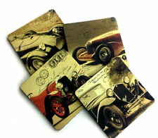 Drink Coasters Antique Auto/Car Flexible Material Made in USA Free U.S. Shipping