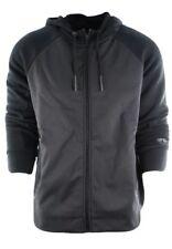 New Men's Nike Jordan Flight Hybrid Fleece Full Zip Hoodie 853853 010 sz M