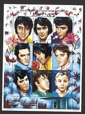Palau 1995 - Elvis Presley 60th Birthday Stamp - Sheetlet - MNH