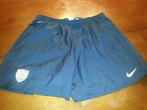 USMNT Nike training shorts worn by players size XXL