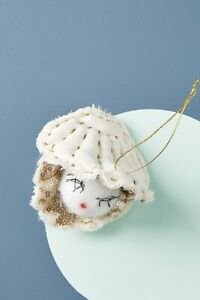 Anthropologie Oyster Ornament