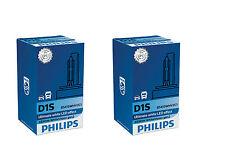 PHILIPS D1S 85415WHV2 WhiteVision 5000K 120% mehr Sicht gen2 - 2 Stück ++TOP++