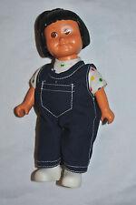 "LEGO DUPLO BRUNETTE DOLL 6"" Doll from set #9126 & Set #9127 EUC"