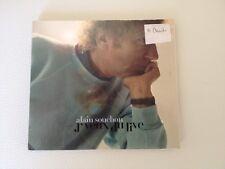 CD ALBUM LIVE 19 TITRES--ALAIN SOUCHON--J'VEUX DU LIVE--2002