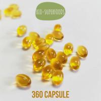 Vitamina D-3 10000 iu 360 Capsule Softgels Integratore Healthy Vitamin D3