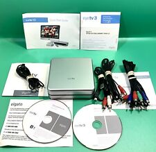 Elgato Eyetv3 HD H.264 Video Capture 2HD309901001 #3111 Fully Tested Full Set