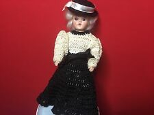 VINTAGE 1949 DUCHESS DOLL W/BLINKING EYES, ALL AUTHENTIC !! VN CONDITION