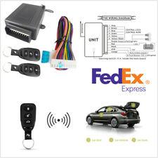 Car Truck Remote Control Central Kit Door Locking Keyless Entry Universal System