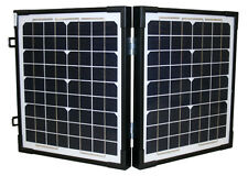 Solar Panel Sun Hawk Portable 12v to 24v 20W Foldable New
