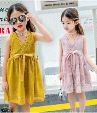 KIDS DRESS LACE 4-8YRS OLD