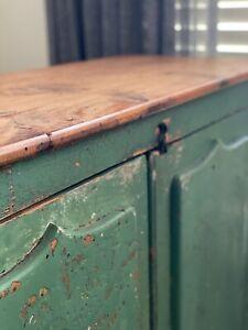 Vintage Australian Shield cupboard