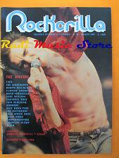 rivista ROCKERILLA 79/1987 Smiths Waterboys Robin Hitchcock Steeple Jack NO cd