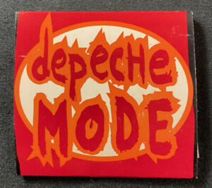 Depeche Mode KROQ Condom New Unused But Expired Good Condition