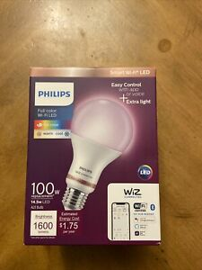 Philips LED Tunable Full Color Wi-Fi WIZ Smart Dimmable Wireless 100W Watt