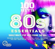 100 Hits 80s Essentials 5 CDs 2015 Various Artists