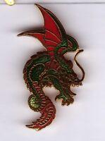 Pin's Demons & Merveilles Animaux Année du Dragon chine