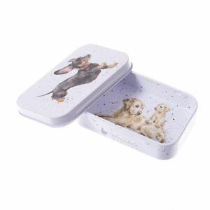 Wrendale Designs Cute Animal Mini Gift Tin varous designs