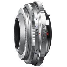 Near Mint! Pentax DA 40mm f/2.8 Limited Silver - 1 year warranty