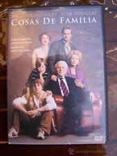 DVD COSAS DE FAMILIA (MICHAEL DOUGLAS, KIRK DOUGLAS) (6L)
