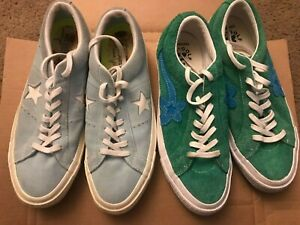 RARE GOLF LE FLEUR X ONE STAR X 'CLEARWATER' & 'JOLLY GREEN' BUNDLE SIZE 9