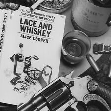 Alice Cooper Lace and Whiskey LP Vinyl