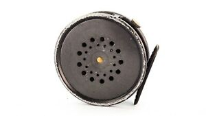 HARDY 1950s PERFECT 3 3/8″ TROUT FLY REEL