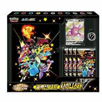 [Pokemon] Sword & Shield Collection Set Shiny Star V BOX / KOREAN VER