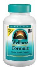 Wellness Formula Capsules Source Naturals, Inc. 120 Caps