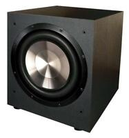 "NEW High Quality Sound 475 Watt Amplified Powered 12"" Subwoofer Low-Frequency"