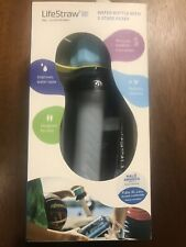 LifeStraw Water Bottle With 2-Stage Filter For Kids