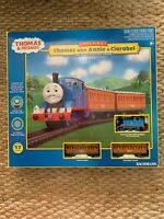 Bachmann HO Deluxe THOMAS with Annie & Clarabel Electric Train Set