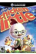 Disney's Chicken Little Nintendo GameCube Kids Game