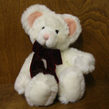 """Russ Berrie #101335 Tic-Toc Mouse, 8"""" tall, New with tags from our Retail Store"""