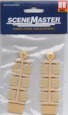 Ho Scale Walthers SceneMaster 949-4129 Wood Pallets Kit (12) pcs