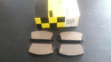 DB112 FRONT BRAKE DISC PADS SUIT SUBARU BRUMBY GL GSR COUPE - DAIHATSU CHARMANT