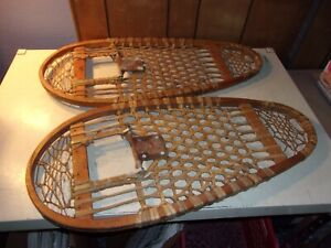 The Groswold U.S. Military Snow Shoes 13 x 28