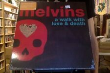 Melvins A Walk With Love and Death 2xLP box set sealed vinyl