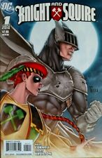 Knight and Squire #1 Variant Comic 2010 - DC Comics - Batman Robin Joker Gotham