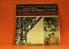 THE BRIDGE ON THE RIVER KWAI - SOUNDTRACK - MALCOLM ARNOLD - VINYL LP RECORD