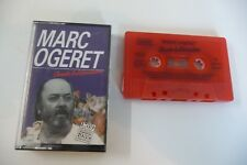 MARC OGERET CHANTE LA REVOLUTION K7 AUDIO TAPE CASSETTE . GERMANY LABEL ROUGE