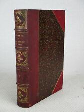 LETTRES DE SAINT VINCENT DE PAUL Tome 1 Dumoulin 1882 Livre ancien Religiosa
