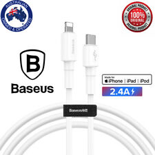BASEUS Orignal 2.4A Fast Usb Data Charging Cable for Iphone